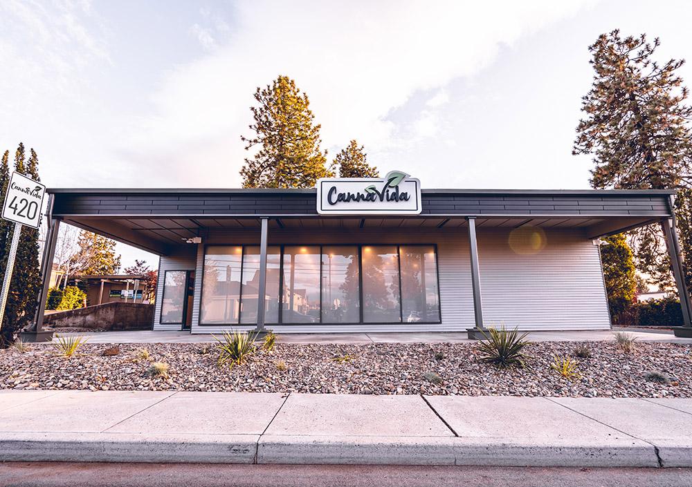 CannaVida Storefront
